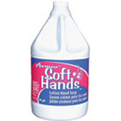 Soft Hands Pink Lotion Hand Soap 4L - 4/cs