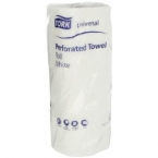 Tork Universal 11'' Perforated 2-Ply Kitchen Towel