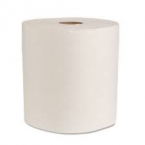 Clea Premium White Hardwood Roll Towel