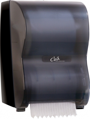 Clea Hands Free 8'' Mechanical Towel Dispenser