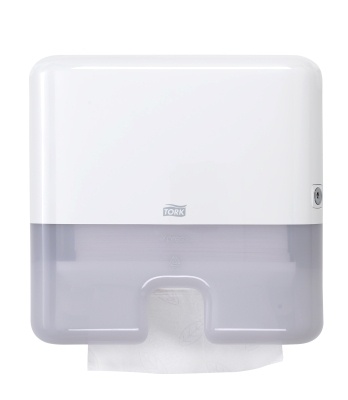 Tork Xpress Hand Towel Interfold Mini Dispenser - White